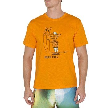 Tehaca - T-shirt - orange