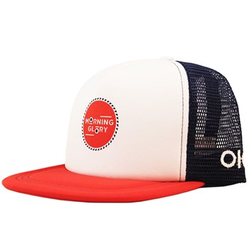 Snapback - Casquette - rouge