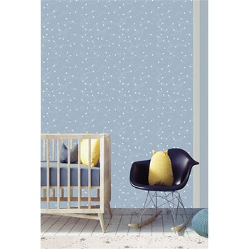 Art for Kids - Constellation - Papier peint - bleu