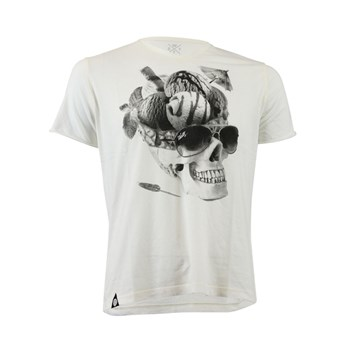 Daphy - T-shirt manches courtes - blanc