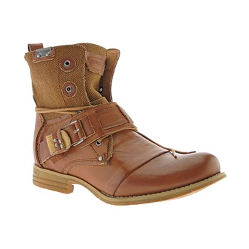 Tara - Bottines - camel