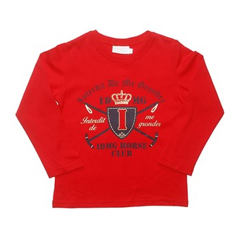 Hobby - Sweat-shirt - rouge