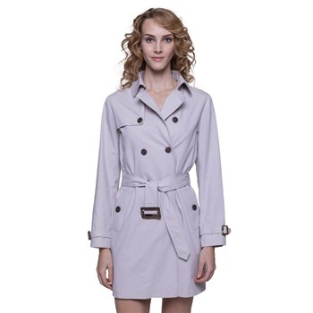 Trench and coat - Trench - blanc