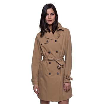 Trench and coat - Trench - caramel