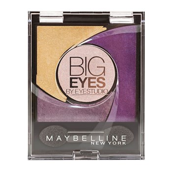 Maybelline - Big Eyes  Petite Palette - Ombre à paupieres - 5 Purple