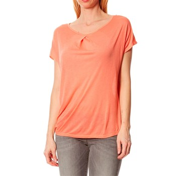 Benetton - T-shirt manches courtes - orange
