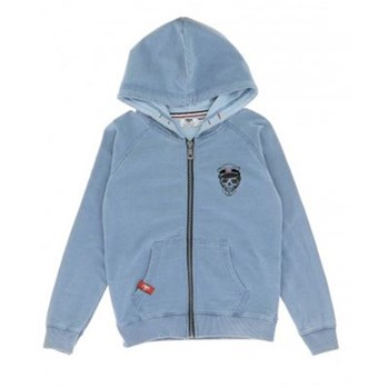 Safino - Sweat à capuche - denim bleu