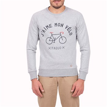 Darney - Sweat-shirt - gris