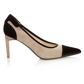 Lacor - Escarpins en cuir - sable