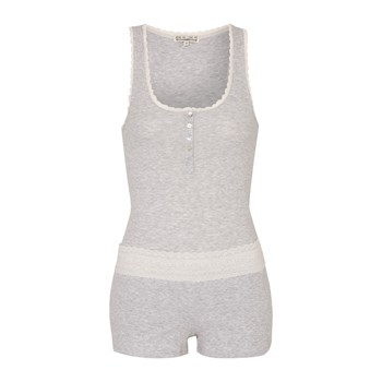 New Mymyz - Ensemble Top und Short - grau