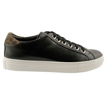 Stan - Baskets en cuir - noir