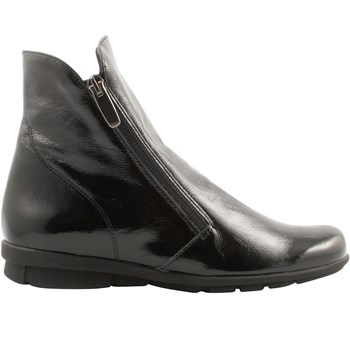 Janic - Bottines en cuir - noir