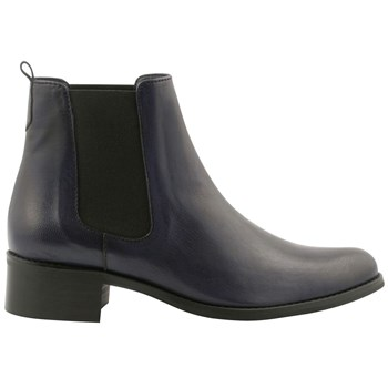 Rodeo - Bottines en cuir - bleu marine