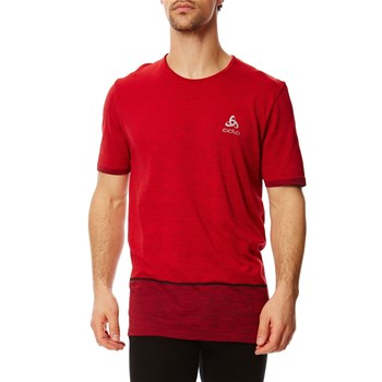 Kamilero - T-shirt manches courtes - rouge