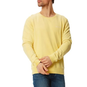 Sweat-shirt - jaune