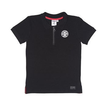 Redskins - Deep Sea - Polo - noir