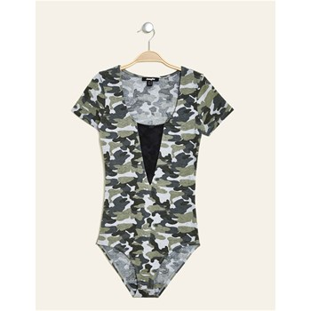 Body camouflage - army