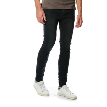 Best Mountain - Jeans slim - nero