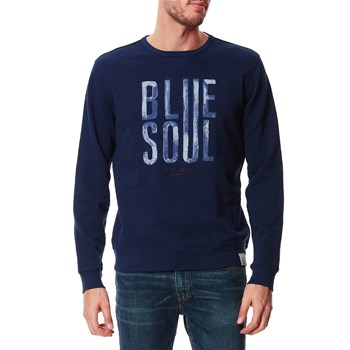 Fairweather - Sweat-shirt - bleu