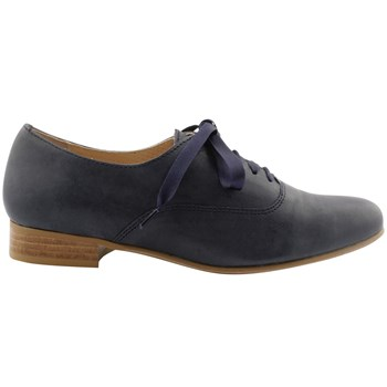 Vito - Derbies en cuir - bleu