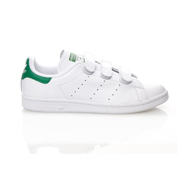STAN SMITH - Ledersneakers - grün
