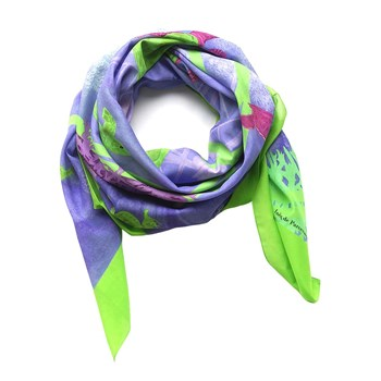 Tortues - Foulard - multicolore