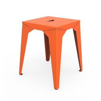 Zhed - Cuatro - Tabouret - orange