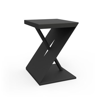 Zhed - Genèze - Tabouret - anthracite