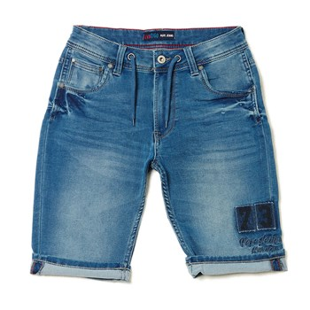 Snippet - Short - denim azul