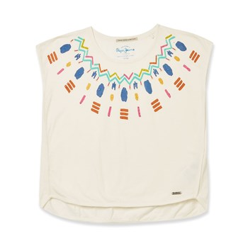 cicely jr - T-shirt - blanc