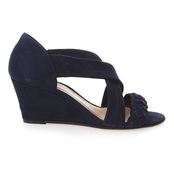 Vika - Pumps - marineblau