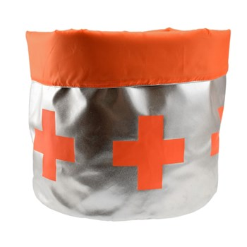 Incidence - Panier de rangement - orange