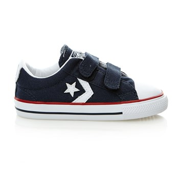 STAR PLAYER 3V OX NAVY/WHT - Derbies - bleu marine