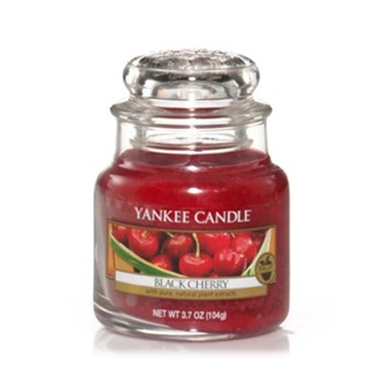 Yankee Candle - Cerise Griotte - Petite Jarre - rouge