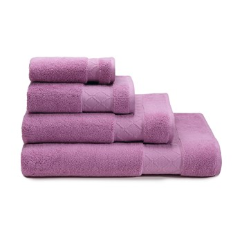 Caresse - Serviette de Bain - rose