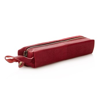 Joy - Trousse en cuir - rouge