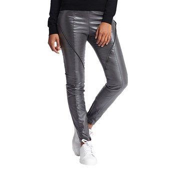 Morgan - Pantalon - argent