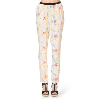 Pantalon - multicolore