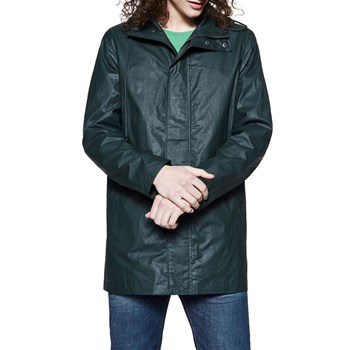 Forme trench, imperméable : Imperméable - vert