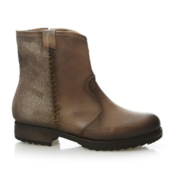 Taylor - Boots en cuir - taupe