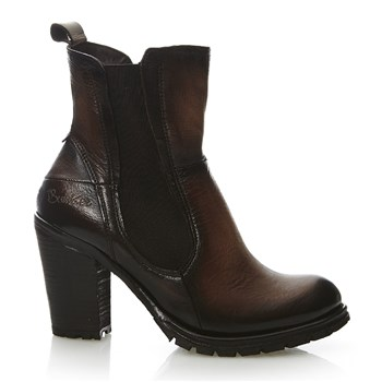 Pace - Bottines en cuir - tabac