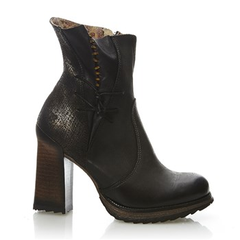 Hala - Bottines en cuir - noir