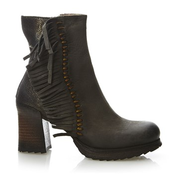 Fanny - Bottines en cuir - noir