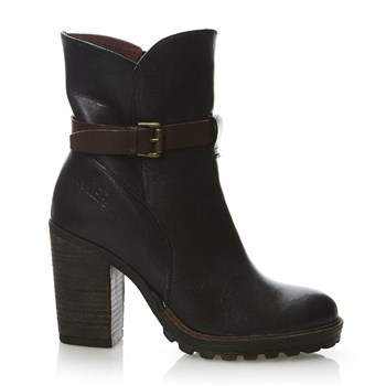 Rossi - Bottines en cuir - noir