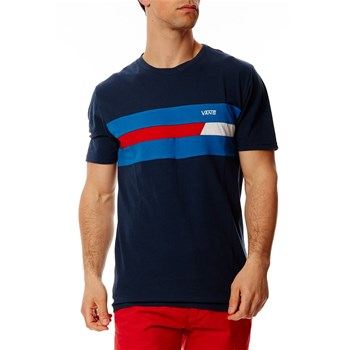 MN NINETY THREE CREW DRESS BLUES - T-shirt - multicolore