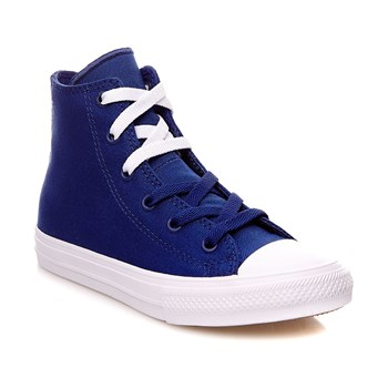 CHUCK TAYLOR ALL STAR II HI SODALITE BLUE/WHITE/NAVY - Baskets montantes - bleu floral