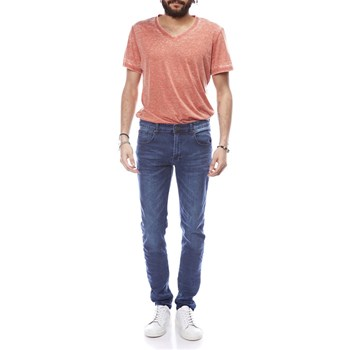 Best Mountain - Jean skinny - bleu
