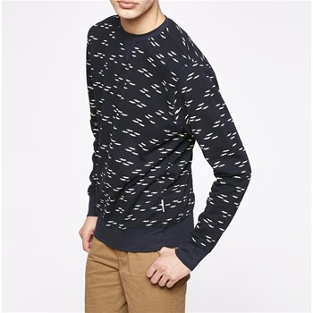 Payton - Sweat-shirt - bleu marine