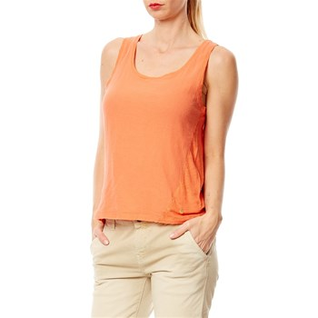 Courtney - Top sans manches - orange