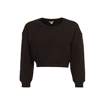 Sweat-shirt court - noir